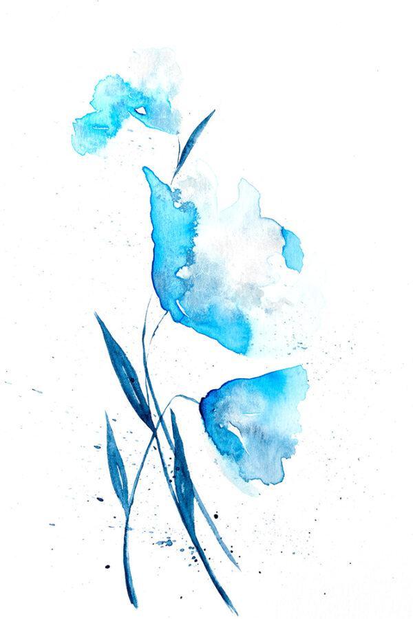 Loose Flower Painting