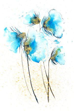 Floral Painting-art print